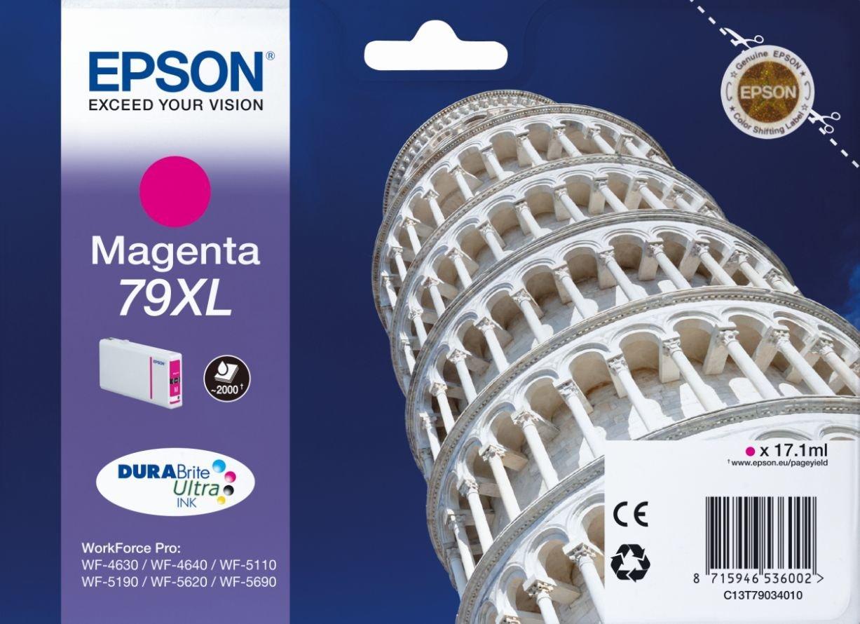 Epson Cartuccia d`inchiostro magenta C13T79034010 T7903