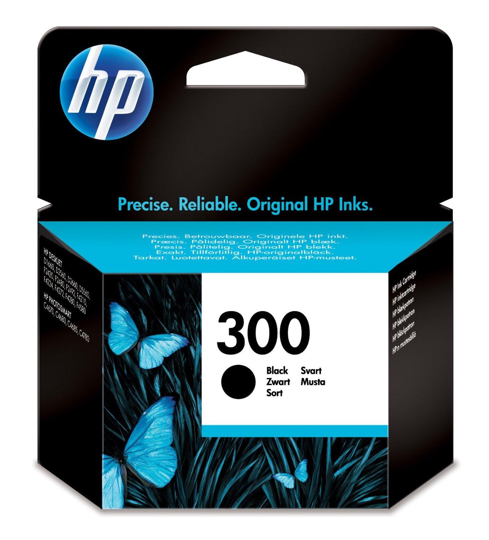 HP Cartuccia d`inchiostro nero CC640EE 300