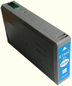 E T7902 Epson Ciano compatibile rigenerato