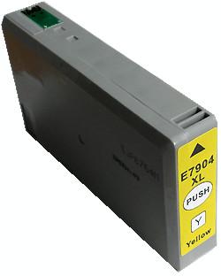 E T7904 Epson Giallo compatibile rigenerato